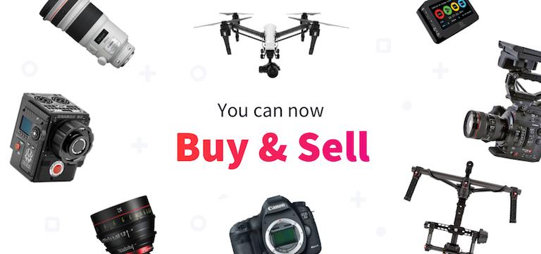 Rent Camera and Lens - RED, Sony, Arri, Alexa, Canon, Nikon, Leica ...